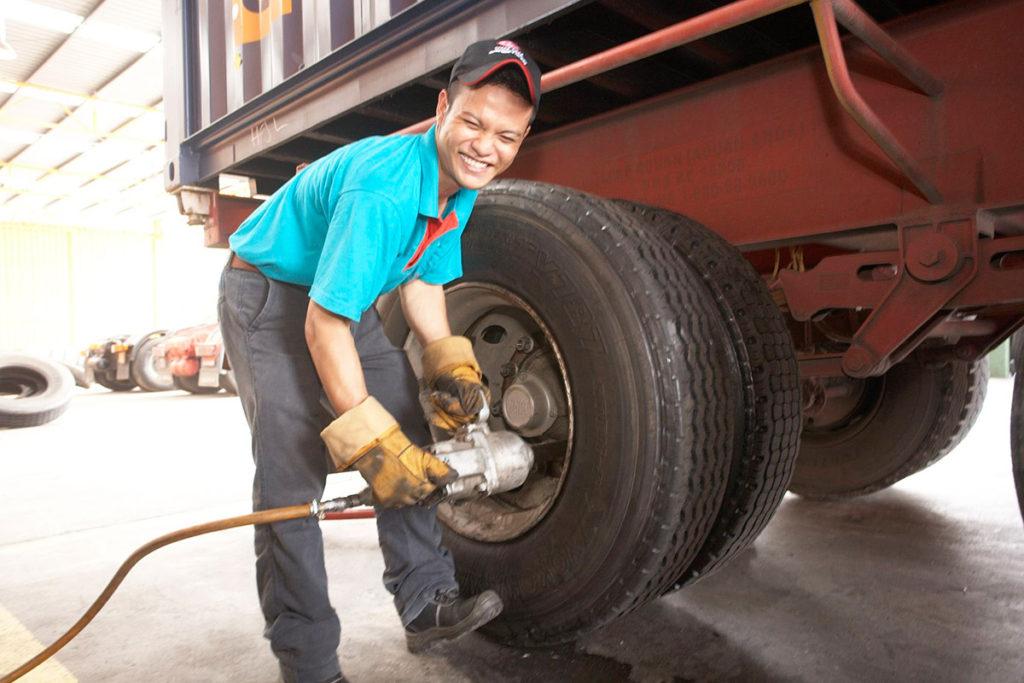 Indah Tyre Industries Sdn Bhd
